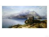 Lake Maggiore, 1854 Plakater af Cristofano Allori