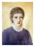 Portrait of Frances Graham, 1879 Prints by John Brett