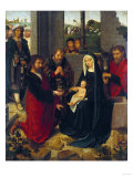 The Adoration of the Magi Giclee Print by Herri Met De Bles