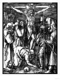 The Crucifixion, from the Small Passion, Woodcut, Circa 1509-11 Prints by Frank Cadogan Cowper