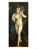 Venus and Cupid Giclee Print by Joseph Bail