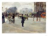 Hyde Park Corner Prints by John Brett