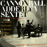 Cannonball Adderley - Dizzy's Business Pster