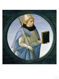 Saint Stephen Giclée-tryk af Cristofano Allori