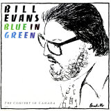 Bill Evans - Blue in Green Print