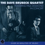 Dave Brubeck Quartet - Featuring Paul Desmond in Concert Affiches