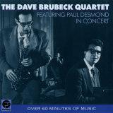 Dave Brubeck Quartet - Featuring Paul Desmond in Concert Plakater