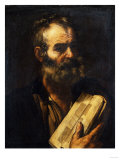 A Philosopher, Possibly 1641 Art by Giovanni Battista Benvenuti