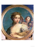 Ceres Poster by Sir William Beechey