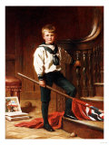 The Young Patriot, 1892 Giclee Print by John Brett