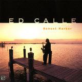 Ed Calle - Sunset Harbor Reprodukcje