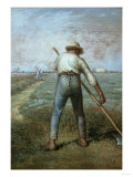The Reaper, Circa 1866 Giclee Print by Joseph Bail