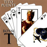 Tito Puente - Royal T Posters