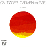 Cal Tjader and Carmen McRae - Heat Wave Affiches