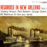 Recorded in New Orleans, Vol. 1 Art