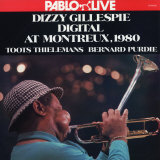 Dizzy Gillespie - Digital at Montreux 1980 Art