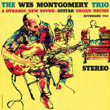 Wes Montgomery Trio - A Dynamic New Sound Plakater