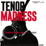 Sonny Rollins Quartet - Tenor Madness Poster