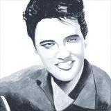 Elvis Art by Bob Celic