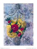 Volkskunst, c.1997 Kunstdrucke von Georg Baselitz