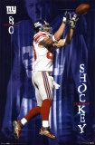 New York Giants- Jeremy Shockey Prints