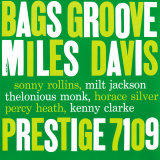 Miles Davis - Bags Groove Poster
