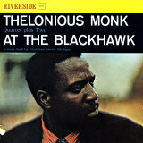 Thelonious Monk - At the Blackhawk Psters