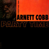 Arnett Cobb - Party Time Art