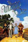 Czarnoksiężnik z Oz (Wizard of Oz) Plakaty
