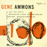 Gene Ammons - All-Star Sessions Poster