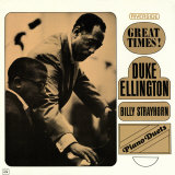 Duke Ellington - Piano Duets: Great Times! Plakater