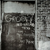 Red Garland - Groovy Affiches
