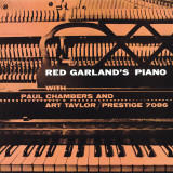 Red Garland - Red Garland's Piano Photo