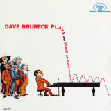 Dave Brubeck - Plays and Plays and Plays Plakater