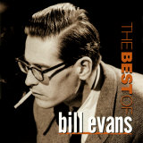 Bill Evans - The Best of Bill Evans Posters