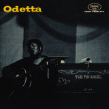 Odetta - The Tin Angel Posters