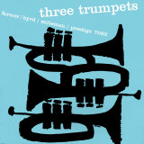 Três trompetes, em inglês Arte