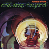 Johnnie Taylor - One Step Beyond Posters
