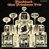 Don Friedman Trio - Flashback Posters