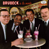 Dave Brubeck - Brubeck a la Mode Poster