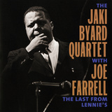 Jaki Byard Quartet - The Last from Lennie's Print