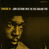 John Coltrane - Traneing In Affiches