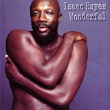 Isaac Hayes - Wonderful Poster