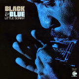 Little Sonny - Black and Blue Poster