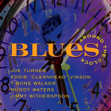 Blues Around the Clock Poster