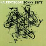 Sonny Stitt - Kaleidoscope Print