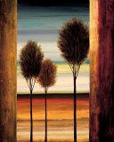 On the Horizon II Plakat af Neil Thomas