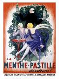 La Menthe-Pastille Giclee Print by Leonetto Cappiello
