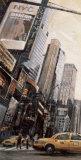 Times Square I Kunstdrucke von Matthew Daniels