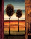 On the Horizon I Plakater af Neil Thomas